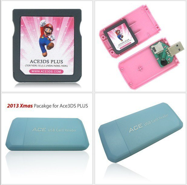 What is ace3ds plus and where to buy it? | Best Video Game Accessories