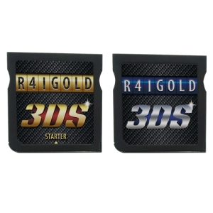 R4i gold 3ds deluxe Edition card 2